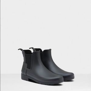 Hunter Refined Slim Fit Chelsea Boots